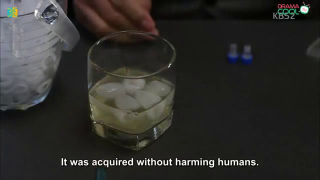 Breakthrough in vampire science - purely distilled human blood